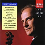Beethoven: Violinkonzert - Romanzen Nos. 1 & 2