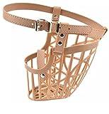 #10: Dog Lovers Adjustable Strap Mask Pet Safety Basket Dog Muzzle Extra Large - Size 7