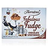 Thorntons Chocolate Smothered Fudge 350g (61731)