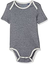 TOM TAILOR Kids Baby Boys' Striped Body with Pocket Bodysuit