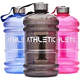 Water Jug - Sport Trinkflasche - Waterjug - Wasserflasche - Gym Bottle - Trainingsflasche - Water Bottle - Fitness Bottle - Wasser Kanister 2.2 Liter - Trinkflasche - ATHLETIC AESTHETICS