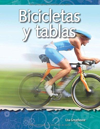 Bicicletas Y Tablas (Bikes and Boards) (Spanish Version) (Las Fuerzas Y El Movimiento (Forces and Motion)) (Science Readers: a Closer Look) por Lisa Greathouse