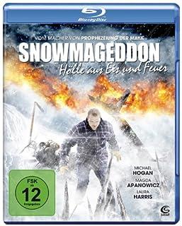 Snowmageddon - Hölle aus Eis und Feuer [Blu-ray]