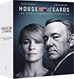 House Of Cards Pack Temporadas 1-5 Blu-ray España
