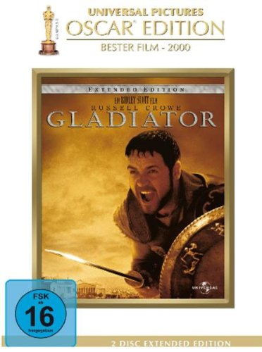 Preisvergleich Produktbild Gladiator (Extended Oscar Edition) [2 DVDs]