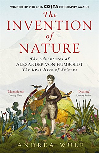 The Invention of Nature Cover Image
