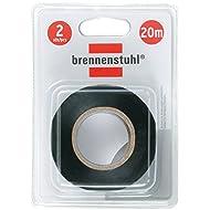 Brennenstuhl 1164460 Isolierklebeband, schwarz