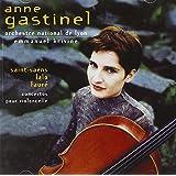 Saint-Saens, Lalo, Faure: Concertos pour violoncelle