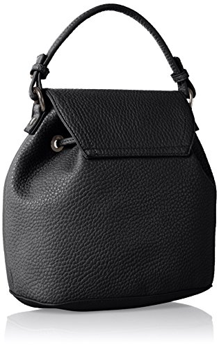 Betty Barclay Damen Bb-1162-Ay Henkeltasche, 16x22x25 cm Schwarz (Black)