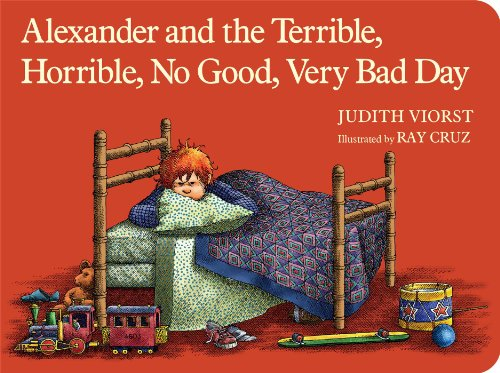Alexander and the Terrible, Horrible, No Good, Very Bad Day (Classic Board Books) por Judith Viorst