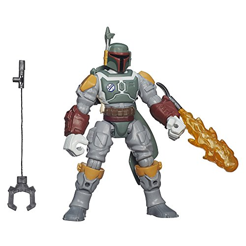STAR WARS - Episodio Vi - Playset Boba Fett (B3667)