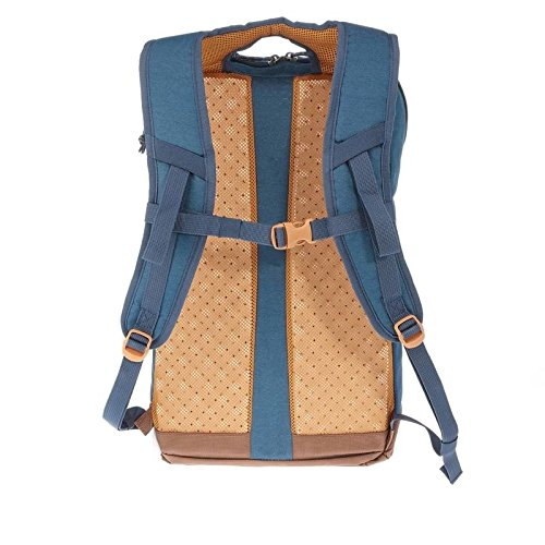 Best decathlon backpack in India 2020 QUECHUA NH500 20-L Hiking Backpack - Blue Image 4