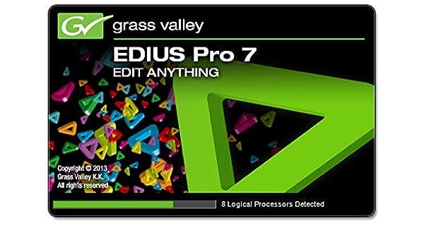 Edius Pro 7 5 + Adobe After Effect Full HD, 4K Mixing Wedding