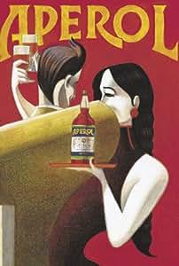 Rendezvous Aperol Poster - Lorenzo Mattotti