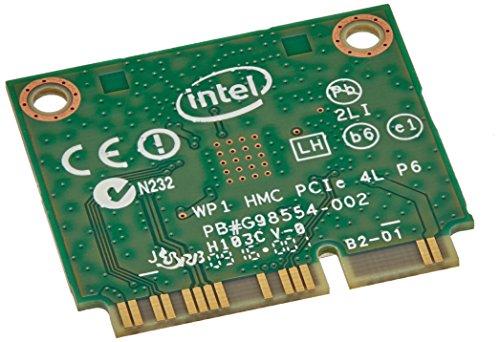 Intel Wireless-AC 3160 inkl. Bluetooth - PCIe Mini Card - 3160.HMWWB.R Wireless Pci-e