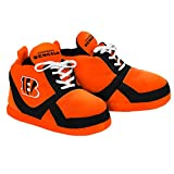 NFL Cincinnati Bengals 2015 Sneaker Slipper, Large, Orange