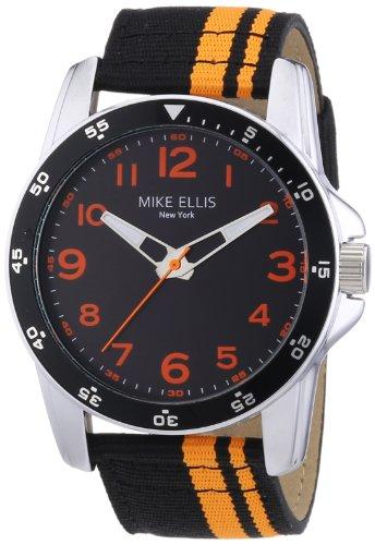 MIKE ELLIS NEW YORK M3145/3 - RELOJ DE PULSERA HOMBRE  TELA  COLOR MULTICOLOR
