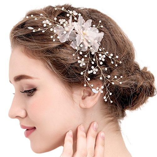 fascia per capelli capelli pettine da sposa vintage di cristallo clip  strass capelli accessori per capelli be0a1ac840ba