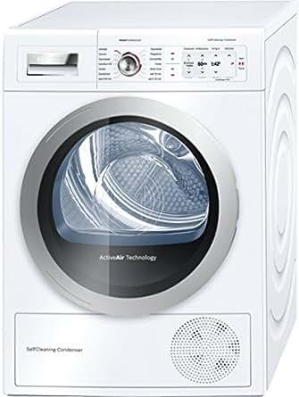 Bosch WTY87701 Home Professional Wärmepumpentrockner / A++ / 8 kg / Weiß / Selbstreinigender Kondensator / Anti Vibration