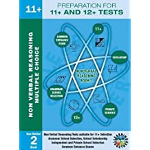 Preparation for 11+ and 12+ Tests: Book 2 - Non-Verbal Reasoning - Mul: Multiple Choice Format: Bk. 2 (Learning Together)