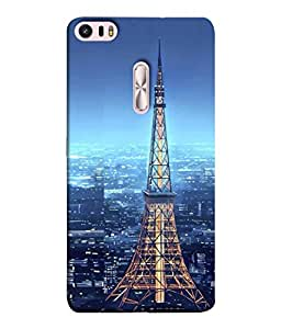 PrintVisa Designer Back Case Cover for Asus Zenfone 3 Ultra ZU680KL (6.8 Inch Phablet) (Night Scene Beautiful Bright City Lights )