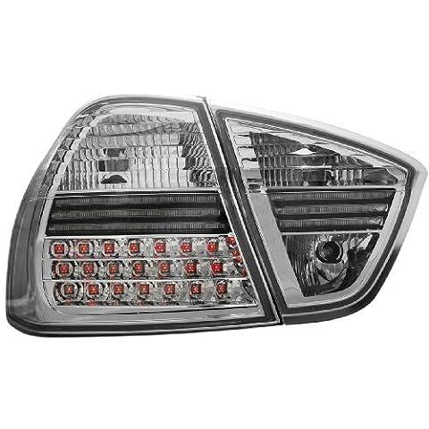 Dectane RB27LC LED Rückleuchten BMW E90 3er Lim. 05+ crystal