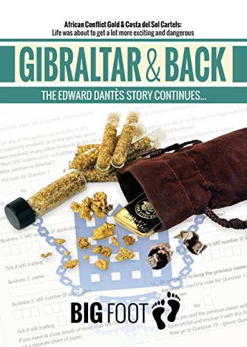 Gibraltar & Back: An Edward Dantès Novel (The Edward Dantès ...