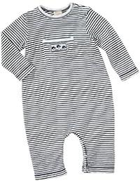 Lana naturalwear Combinaison Col ras du cou Manches longues Mixte bébé