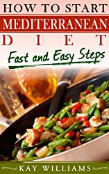 How To Start Mediterranean Diet in 5 Easy Steps ((Mediterranian Diet Books)) (English Edition)