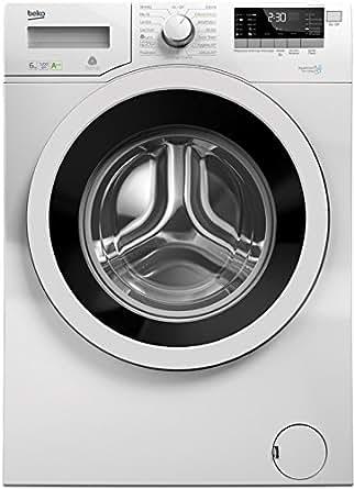 Beko WMY61232PTYB3 freestanding Front-load 6kg 1200RPM A+ White washing machine - Washing Machines (Freestanding, Front-load, White, Rotary, LED, White)