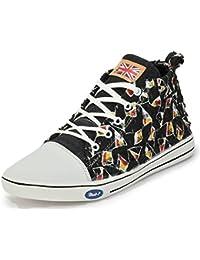 Alexa Palisades Sf Black Casual Sneakers