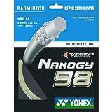 Yonex BG-98 Badminton Saite, Rollenlänge 10 m Set