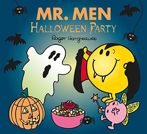 Mr Men. Halloween Party por Vv.Aa.