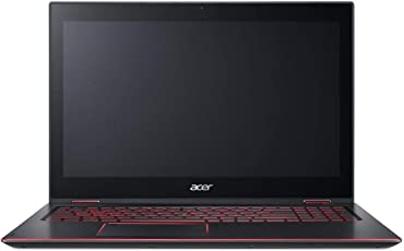 Acer Nitro 5 Spin NP-515-51 Laptop (Core i5-8250U/8GB/1TB/Windows 10/4GB Graphics), Black