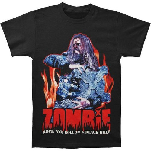 Rob Zombie - Hole T-Shirt Black
