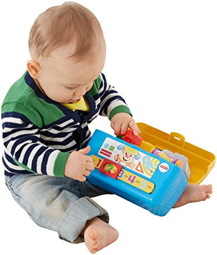 Image of Fisher-Price Smart Stages Toolbox