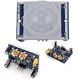 preptec Pyroelektrischer Sensor IR Infrarot PIR Motion Sensor Detektor Modul HC-SR501Arduino