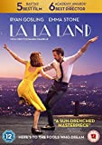 La La Land [Includes Digital Download] [DVD] [2017]