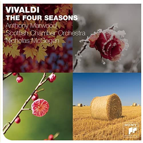 The Four Seasons: 'Winter' [Concerto In F Minor Op. 8 No.4]: Largo