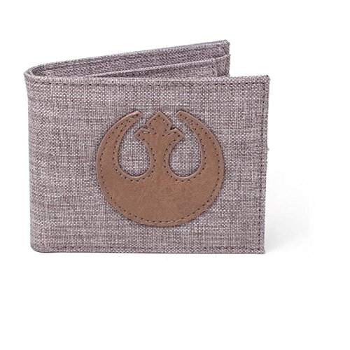 Portefeuille pliable toile Star Wars: Embleme l'Alliance