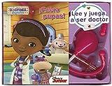 Dra Juguetes. Lee y juega a ser doctor: ¡Fuera pupas! (Disney. Doctora Juguetes)