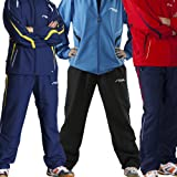 Survêtement Stiga pantalon Elegance, options d' XXS, marine / jaune