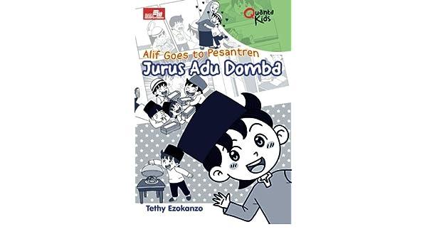 Alif Goes To Pesantren Jurus Adu Domba Indonesian Edition Amazon