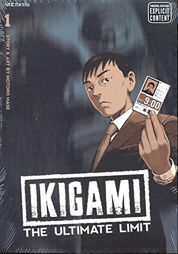 IKIGAMI ULTIMATE LIMIT GN VOL 01 (MR) (C: 1-0-0)