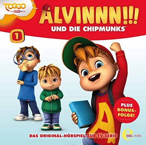 Alvinnn!!! und die Chipmunks - Der magische Geburtstag - Das Original-Hörspiel zur TV-Serie, Folge 1