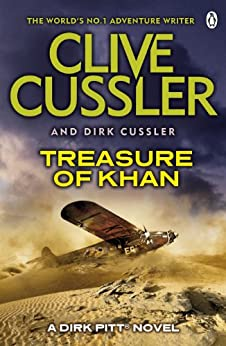 Treasure of Khan: Dirk Pitt #19 (Dirk Pitt Adventure Series) by [Cussler, Clive]