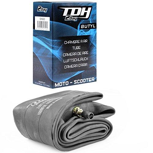 TDH 2 251363 Chambre à Air 2.00/2.25-17 Valve Tr4, 17 Pouces
