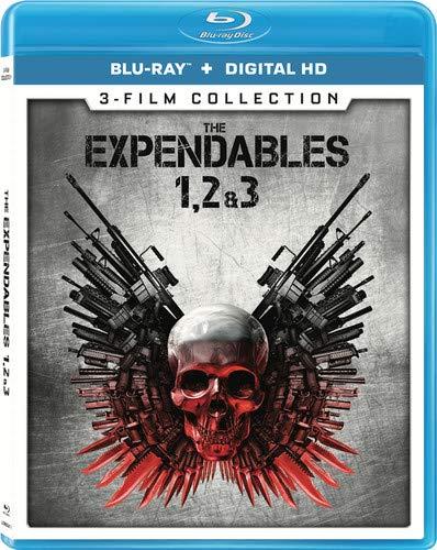 Preisvergleich Produktbild Expendables 1,  2,  & 3 [Blu-ray]