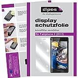 dipos I 2X Schutzfolie klar passend für Fairphone 2 (2015) Folie Bildschirmschutzfolie