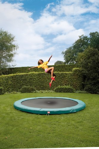 BERG InGround Trampolin 430